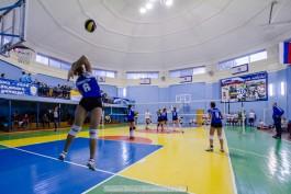В Калининграде прошёл турнир по волейболу памяти динамовца Василия Фёдорова