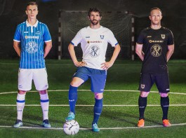 «Балтика» представила новую форму на сезон 2021/22