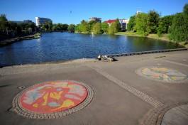 Роспотребнадзор выдал предписание мэрии Калининграда из-за клещей на Нижнем озере