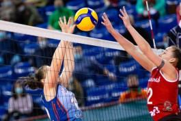 Калининградский «Локомотив» обыграл «Енисей» в матче чемпионата России