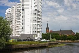«Упёрлись в себестоимость»: как изменились цены на квартиры в Калининградской области