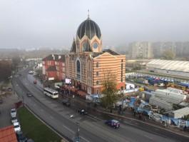 «Без пожарного проезда и парковки»: Минконтроля нашло нарушения при строительстве синагоги в Калининграде