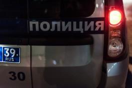 Пьяный калининградец на парковке повредил капот и передние крылья чужого «Форда»