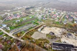 Власти показали новую схему размещения железной дороги в обход посёлка Холмогоровка