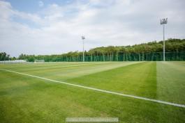 ФК «Балтика» будет получать субсидии на содержание тренировочной площадки в Светлогорске