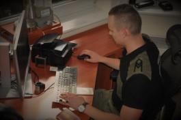 На погранпереходе в Гжехотках задержали россиянина с поддельными правами