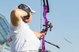 Спортсменка из Калининграда выиграла чемпионат мира по стрельбе из лука