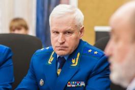 Прокурор области не исключил новых задержаний из-за хищений при строительстве онкоцентра