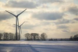 Станция в Ушаково побила рекорд по выработке ветровой электроэнергии в Калининградской области