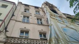 Власти Советска хотят продать за рубль и восстановить горевшее здание бывшего театра королевы Луизы