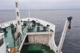 «С пушками на корме»: рядом с Куршской косой нашли затопленный корабль