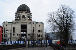 «Купол и Шагал на витражах»: как готовятся к открытию синагоги в Калининграде