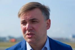 Ермак: Инвестор рассматривает территорию рядом с «Балтией молл» для строительства аквапарка