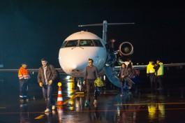 С января «ЮВТ аэро» меняет расписание полётов из Казани в Калининград
