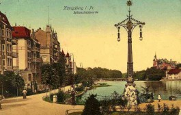 «Живой Кёнигсберг»: Замковый пруд, ностальгия и последний лебедь