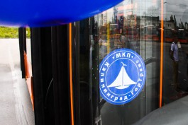 Прокуратура обнаружила у «Калининград-ГорТранса» девять автобусов с серьёзными неисправностями