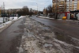 С 6 марта из-за ремонта перекроют проезд на участке улицы Автомобильной