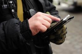 УМВД: Калининградец нашёл смартфон с интимными фотографиями и шантажировал любовников