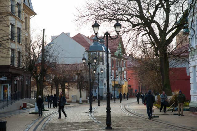На домах Зеленоградска установят более 500 новых табличек с названиями улиц
