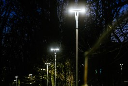 В администрации Калининграда ответили на претензии о «вредных» светодиодных фонарях