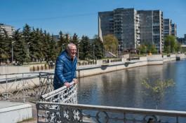 Деревянный мост в Калининграде откроют с недоделками