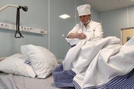 В Калининградской области зарегистрировали ещё 89 случаев коронавируса