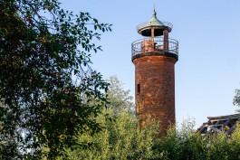 Свет на башне маяка в Заливино планируют зажечь 8 июня