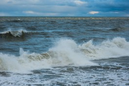 МЧС объявило в Калининградской области штормовое предупреждение