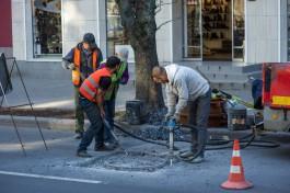 Подрядчик из Санкт-Петербурга до сих пор не закончил ремонт четырёх дорог в Калининграде