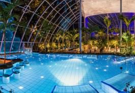 Крупнейший аквапарк Польши откроют в феврале
