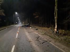 В Калининграде пьяный водитель «Ауди А8» устроил ДТП: погибли два человека