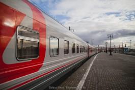 Закрытие границ России не отразится на графике поездов из Москвы и Санкт-Петербурга в Калининград