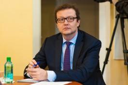 Баринов: Из-за серых зарплат региональный минздрав в 2017 году недополучил 674 млн рублей