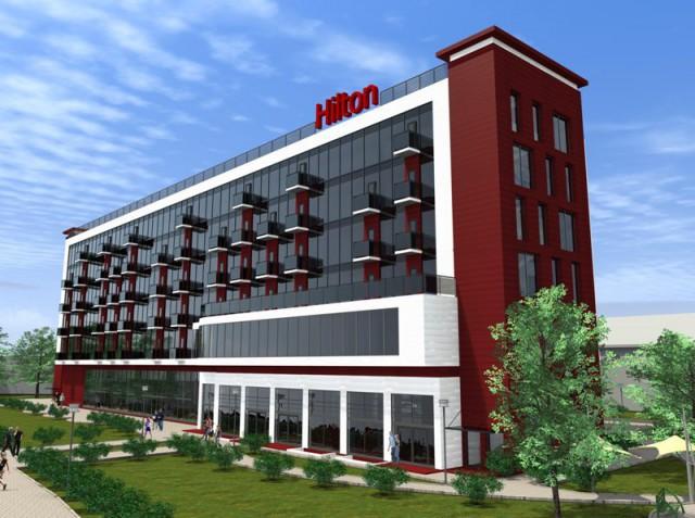 На градосовете Калининграда раскритиковали проект отеля Hilton на Верхнем озере