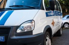 УМВД: Калининградец брызнул в лицо мужчине перцовым баллончиком и избил его из-за парковочного места