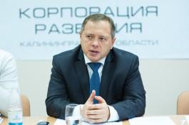 Владимир Зарудный: Несколько компаний просчитывают модели локализации части парка самолётов на территории региона