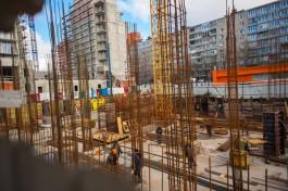 Мэрия: Больше половины всех домов в Калининграде строят в Ленинградском районе