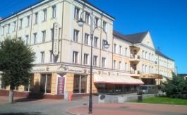 Судебные приставы арестовали имущество гостиницы «Кочар» в центре Черняховска