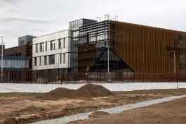 «Здесь никто не экономил»: как выглядит новый культурно-образовательный комплекс на Острове изнутри