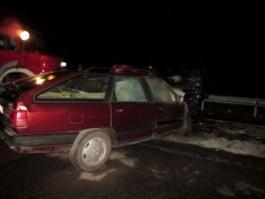 На трассе Калининград — Черняховск столкнулись три автомобиля: погиб мужчина