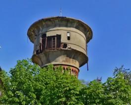 РЖД оштрафовали за запущенное состояние немецкой водонапорной башни 19 века в Балтийске