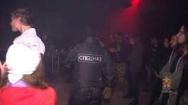 Наркополицейские устроили облаву в ночных клубах Калининграда