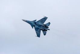 Лётчики Балтфлота выполнили ракетные стрельбы и бомбометание