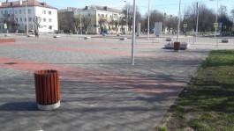 С улиц в Светлом убирают скамейки, чтобы жители не нарушали самоизоляцию