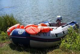 На Пелавском озере спасли тонувшую 21-летнюю девушку