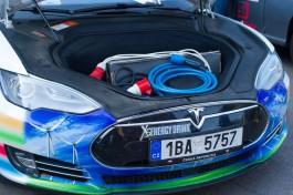 В Калининградской области обустроят ещё три заправки для электромобилей