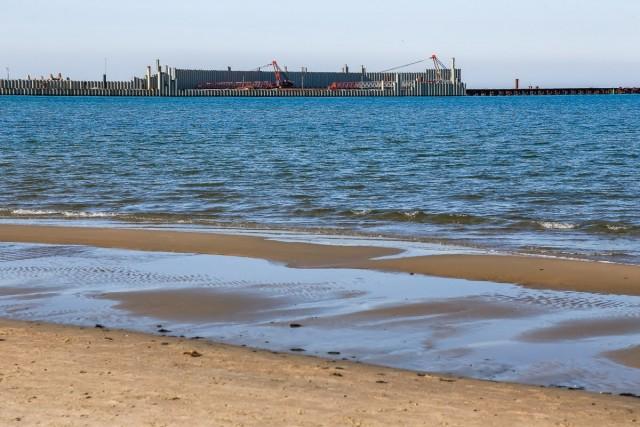 «Без денег инвестора»: строительство порта в Пионерском планируют возобновить в конце года