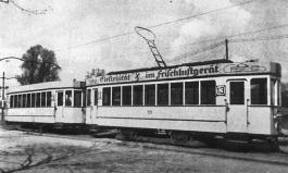 «Живой Кёнигсберг»: Рождение кёнигсбергского трамвая