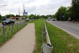 На Балтийском шоссе приостановят ремонт дороги на День ВМФ