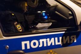 Калининградских полицейских решили не наказывать за шутку с вырезанием снежинок